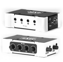 MXL MM-4000 Mini USB or Battery Powered 4 Channel Podcast Computer Audio Mixer $5 Instant Coupon Use Promo Code: $5-OFF