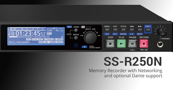 solid installations digital hd broadcast rack main tascam recording product and state for recorder mount