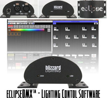 BLIZZARD ECLIPSE DMX Lighting Software Program $10 Instant Coupon Use Promo Code: $10-OFF