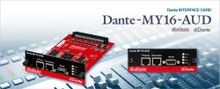 AUDINATE Yamaha Dante-MY16-AUD Version 1 Interface Card $20 Instant Coupon Use Promo Code: $20-OFF