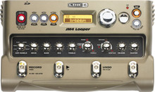 LINE 6 JM4 LOOPER Stompbox Jam Over Endless Guitar Tracks $5 Instant Coupon use Promo Code: $5-OFF