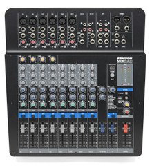 SAMSON MXP144FX MixPad 14-Channel Analog Stereo Desktop USB FX Audio Mixer $5 Instant Coupon use Promo Code: $5-OFF