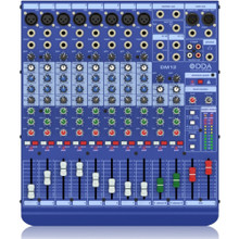 MIDAS DDA DM12 Compact 12 Channel Audio Mixer $10 Instant Coupon Use Promo Code: $10-OFF