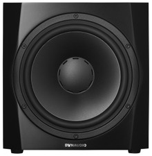 "DYNAUDIO 9S Ultra Low 22Hz Double Front Baffle Active 9.5"" Studio Sub-Woofer $50 Instant Coupon Use Promo Code: $50-OFF"