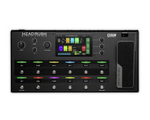 "HEADRUSH PEDALBOARD Multi-FX Guitar Amp Stompbox Modeler with 7"" Screen $30 Instant Coupon Use Promo Code: $30-OFF"