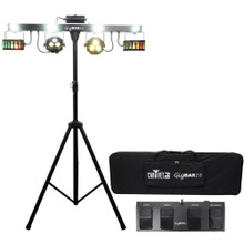CHAUVET DJ GIG BAR 2 Complete Wireless Foot Control 4n1 Led / Laser / Strobe / UV Remote System $20 Instant Coupon Use Promo Code: $20-OFF