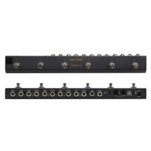 HOTONE CYBERY Guitar FX MIDI Loop Switcher Pedalboard $5 Instant Coupon use Promo Code: $5-OFF