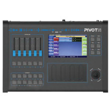 "PIVOT CUE 512 Professional DMX Lighting Console with Joystick, 7"" Touch Screen & Touch Faders $50 Instant Coupon Use Promo Code: $50-OFF"