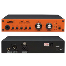 WARM AUDIO WA12 MKII Studio Microphone Preamp Processor $20 Instant Coupon Use Promo Code: $20-OFF
