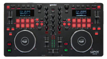 GEMINI GMX DRIVE 2 Slot USB DJ Controller with Virtual DJ LE Software $10 Instant Coupon use Promo Code: $10-OFF