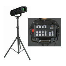 MBT SPOTDMX Followspot Light with (7) Colors + White & Tripod $20 Instant Coupon Use Promo Code: $20-OFF