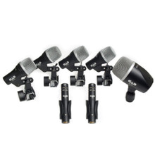 CAD STAGE7 7-Piece Microphone Drum Pack with Carry Case $5 Instant Coupon Use Promo Code: $5-OFF