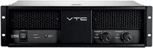 VTC PRO AUDIO V62 Professional 7200w Bridged Burst Power Touring or Installation Amplifier $150 Instant Coupon Use Promo Code: $150-OFF