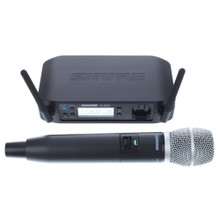 SHURE GLXD24/SM86 Rechargeable Digital Handheld Wireless Mic System $20 Instant Coupon Use Promo Code: $20-OFF