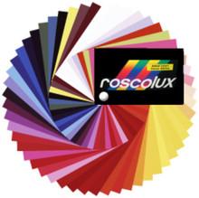 "Tropical Pack 8 Par38 6.5"" Rosco party lighting gels"
