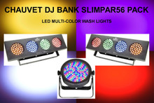 Chauvet DJ bank SP56 Pack LED wash lights $10 Instant Coupon Promo Code: $10-OFF