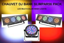 Chauvet DJ bank SP56 Pack LED wash lights $10 Instant Coupon Promo Code: $10-OFF