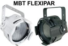 MBT Flexipar 575w 4 lens WFL,MFL, NSP, VNSP cast aluminum par fixture $10 Instant off use Promo Code: FLEXIPAR