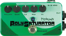 Pigtronix Polysaturator guitar distortion pedal $10 Instant Coupon use Promo Code: $10-OFF
