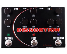 Pigtronix disnortion guitar pedal $15 Instant Coupon use Promo Code: $15-OFF