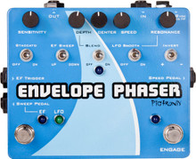 Pigtronix envelope phaser guitar stompbox pedal $25 Instant Coupon use Promo Code: $25-OFF
