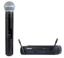 Shure PGXD24/SM58 Digital Handheld Wireless System $20 Instant Coupon Use Promo Code: $20-Off