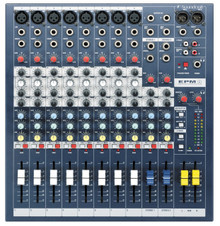 SOUNDCRAFT EPM8 Affordable High Performance Rackmount Mixer $10 Instant Coupon Use Promo Code: $10-OFF