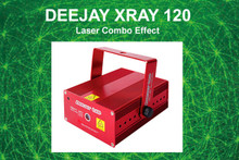 Deejay LED Xray 120 Laser combo effect light $5.00 Instant Coupon use Promo Code: $5-OFF
