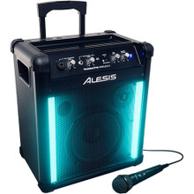 ALESIS TRANSACTIVE WIRELESS 2 Mobile Bluetooth iOS Rechargeable Lighted PA $5 Instant Coupon Use Promo Code: $5-OFF