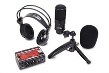Jammin Pro StudioPack202 complete USB recording system $5 Instant off use Promo Code: STUDIOP202