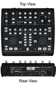 Behringer B-Control BCD3000 USB interface DJ mixer $5 Instant Coupon use Promo Code: $5-OFF