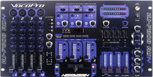 VocoPro KJ-7808 RV 7 Channel Pro mixer $5 Instant Coupon use Promo Code: KJ7808RV