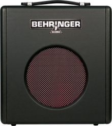 Behringer BX108 vintage bass Amplifier $10 Instant Coupon use Promo Code: BX108