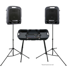 PEAVEY ESCORT 3000 MKII Complete Portable PA $50 Instant Coupon Use Promo Code: $50-OFF
