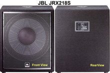JBL JRx218s passive sub-woofer speaker $25 Instant Coupon use Promo Code: $25-0ff