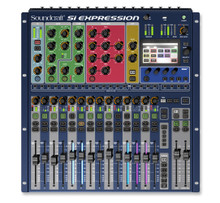 Soundcraft expression si 1 Pro console 4 lexicon Processors $100 Instant Coupon use Promo Code: expsi1