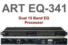 ART EQ341 1U Dual 15 Band Equalizer Processor $5 Instant Coupon Use Promo Code: $5-Off