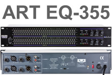 ART EQ355 2U Dual 31 Band Equalizer Processor $10 Instant Coupon Use Promo Code: $10-Off