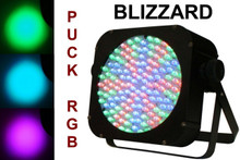 Blizzard puck RGB wicicle enabLED LED wash light $5 Instant Coupon use Promo Code: $5-OFF