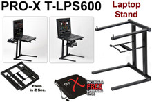 Pro-X t-lps600 portable collapsible laptop stand $5.00 Instant off use Promo Code: $5-OFF