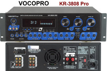 VOCOPRO KR-3808 PRO Rackmount Digital Karaoke Receiver $5 Instant Coupon use Promo Code: $5-OFF