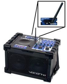 VOCOPRO JAMCUBE BT Bluetooth Portable PA System $10 Instant Coupon Use Promo Code: $10-OFF