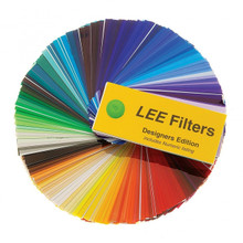 "Lee Heat Shield 12"" x 10"" film adds durability and extends filter color life"