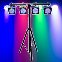 Chauvet 4bar DMX LED complete light system $20 Instant Coupon use Promo Code: $20-OFF