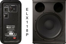 EV ELX118P Live X 700w Powered Sub-Woofer $50 Instant Coupon use Promo Code: $50-OFF