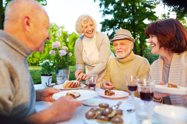 Boosting Your Immunity Helps You Stay Healthy As You Age