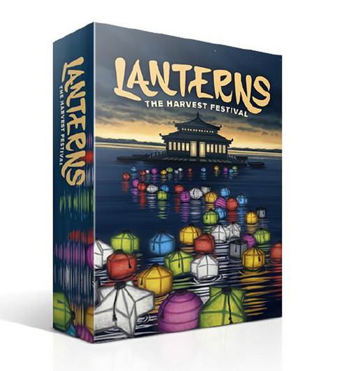 Lanterns - The Harvest Festival - Board Game - Renegade Games