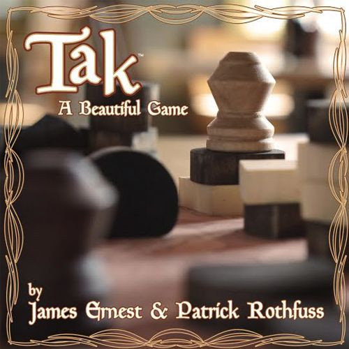 TAK - A Beautiful Game - The Board Game - Cheapass Games