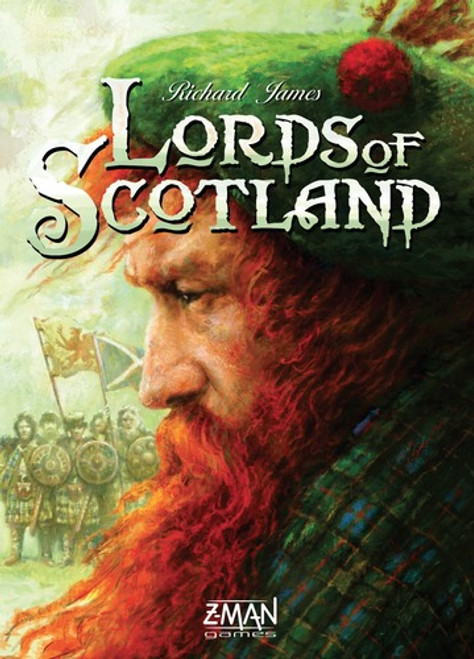 Lords of Scotland - The Clan building Card Game - Z-Man Games