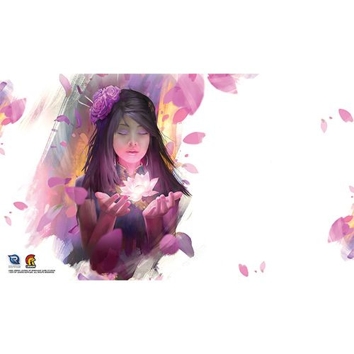 Legion Supplies - Official Playmat - Lotus - Renegade Games
